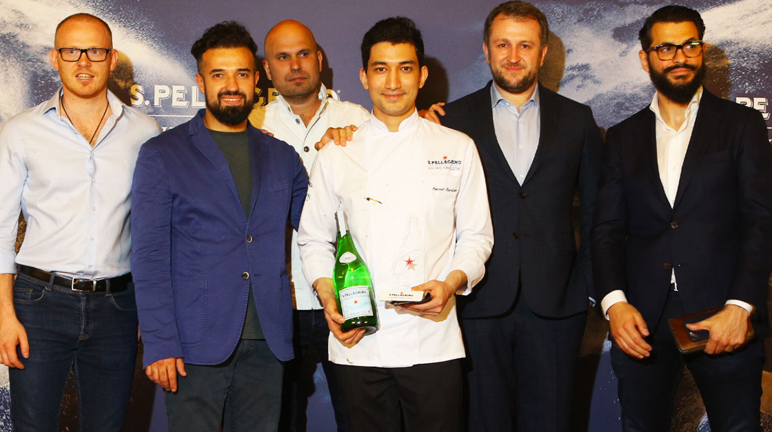 S.Pellegrino Young Chef Finalists