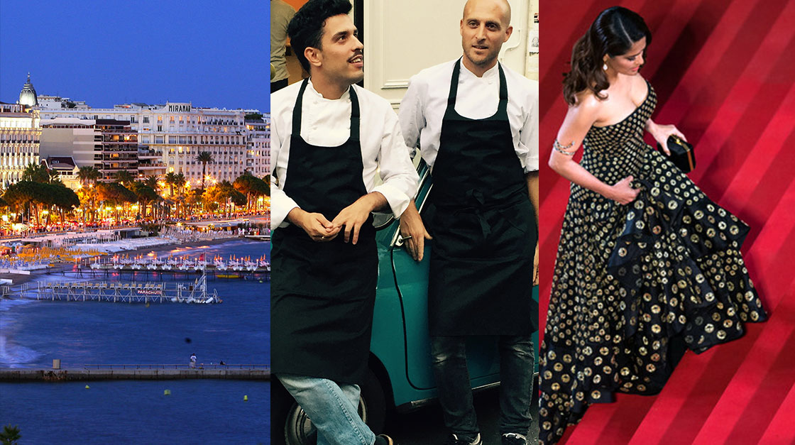 Taste Experience in Cannes will take place from May 20 to 22.
