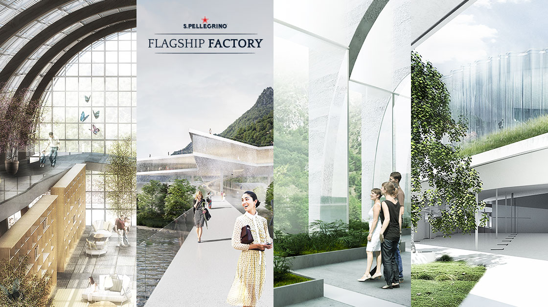Architects compete to build San Pellegrino's new home
