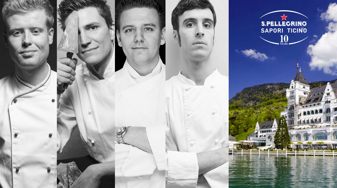 10 triple Michelin-star Chefs will present exciting and unforgett