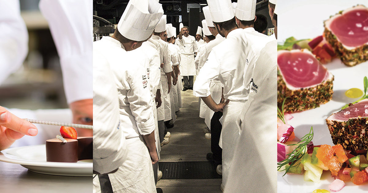 The 200 Semi-Finalists of S.Pellegrino Young Chef 2016 and some submitted signature dish