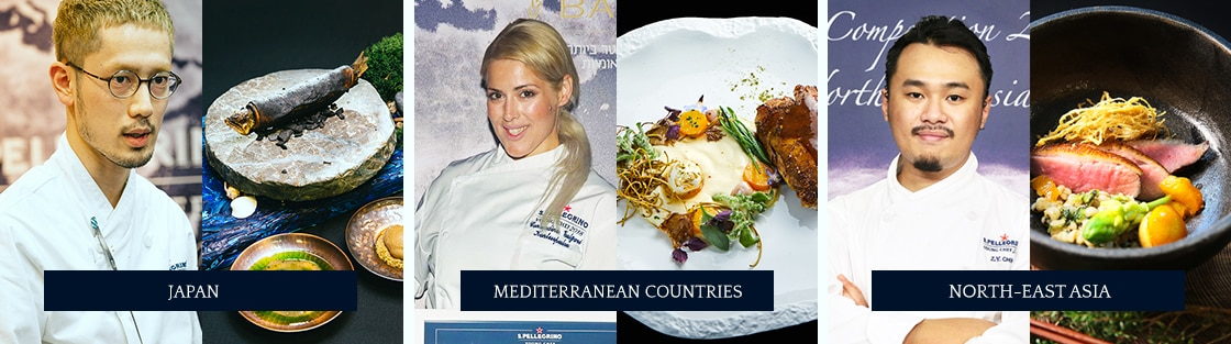 S.Pellegrino Young Chef 2018 Finalists