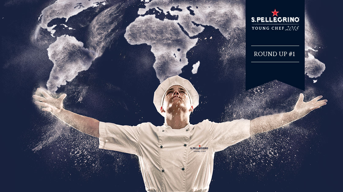 S.Pellegrino Young Chef finalists and upcoming competitions