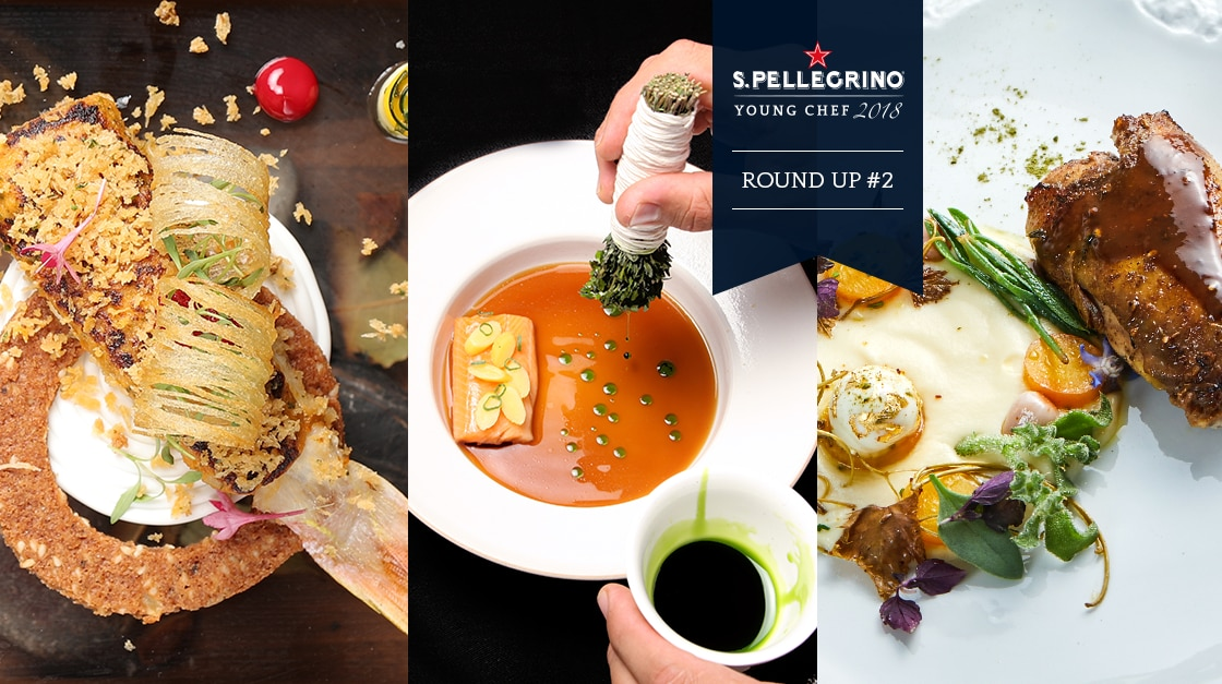 S.Pellegrino Young Chef Competition finalists and upcoming competitions