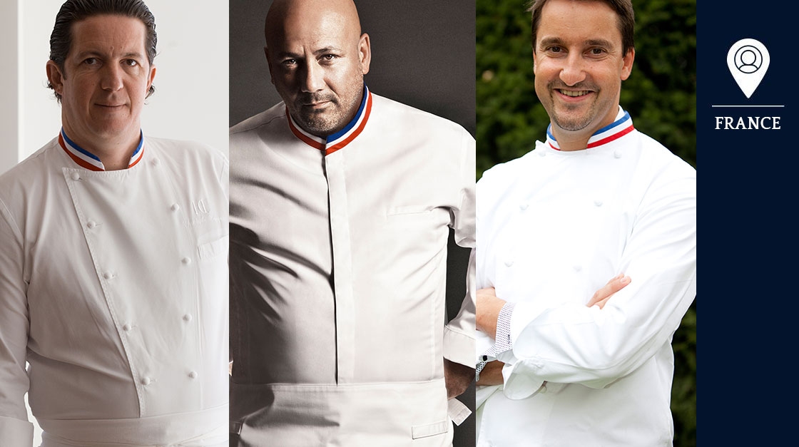 S.Pellegrino Young Chef 2018 France Local Jury