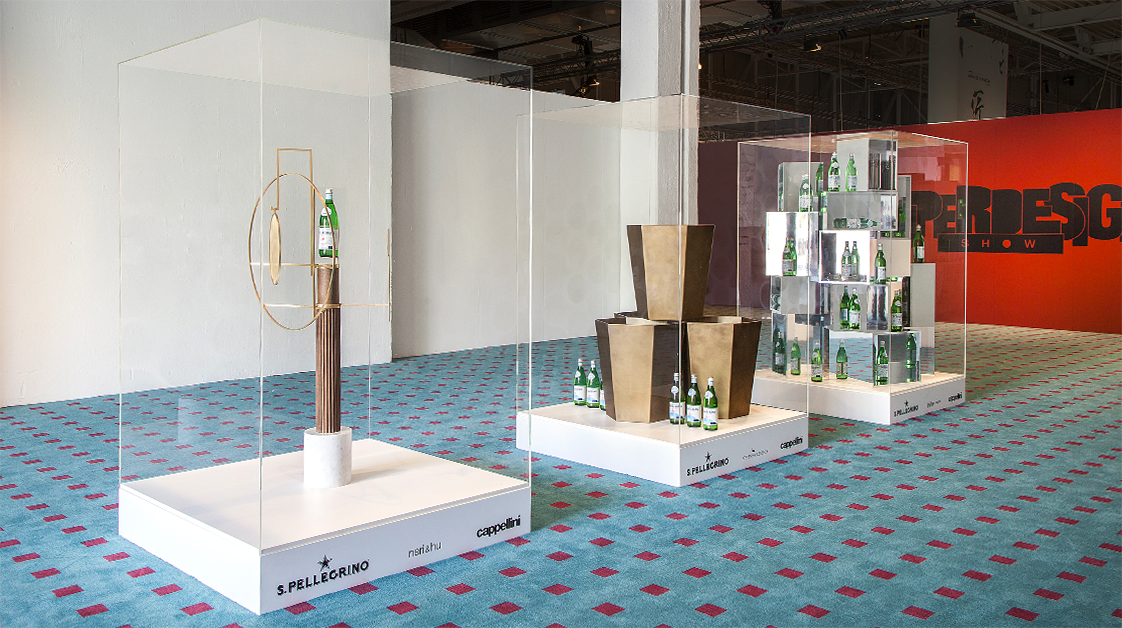 "S.Pellegrino presents ""The Journey of Water"" at Milan Design Week"