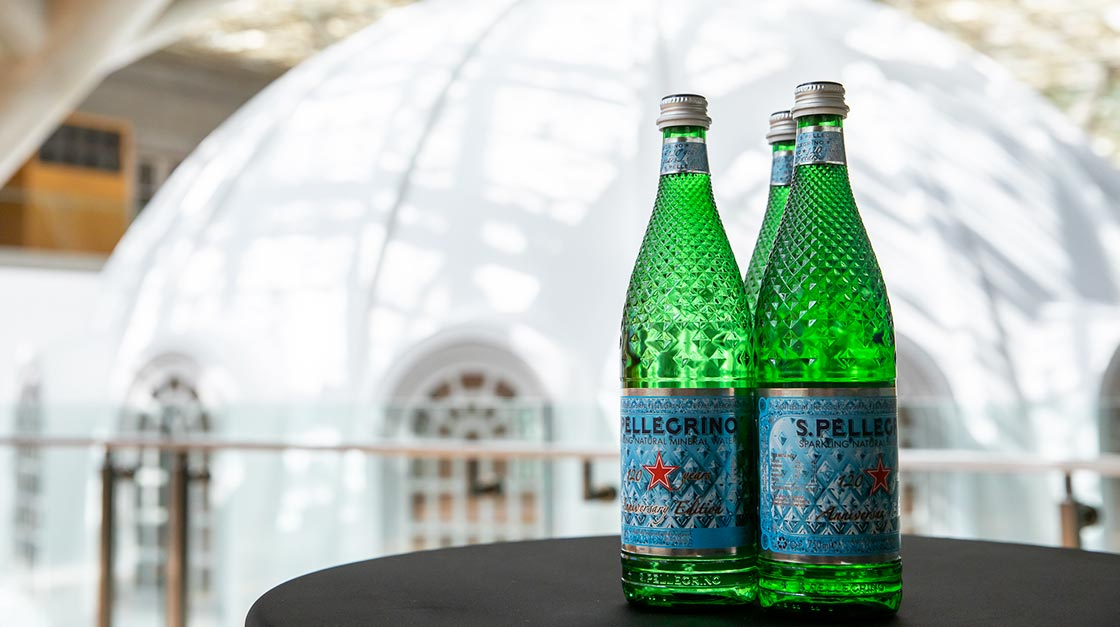 S.Pellegrino 120 Years Anniversary Limited Edition