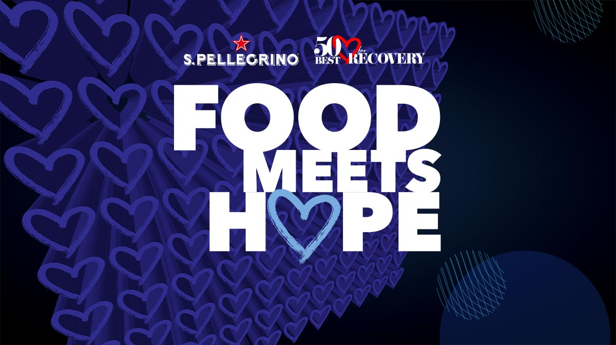 Food Meets Hope to kick off 50 Best Recovery Summit