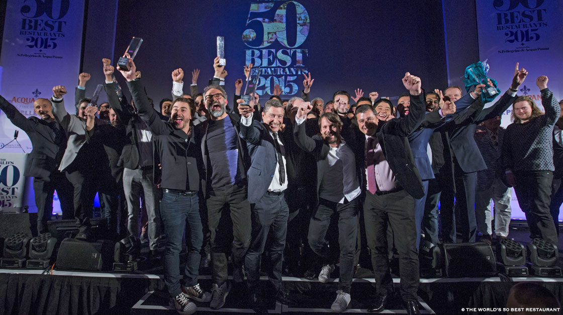 50 best 2015 - winners