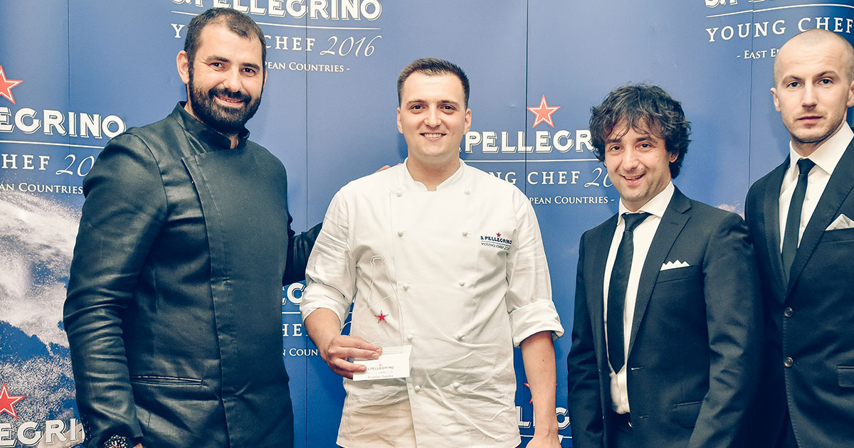S.Pellegrino Young Chef 2016 East Europe