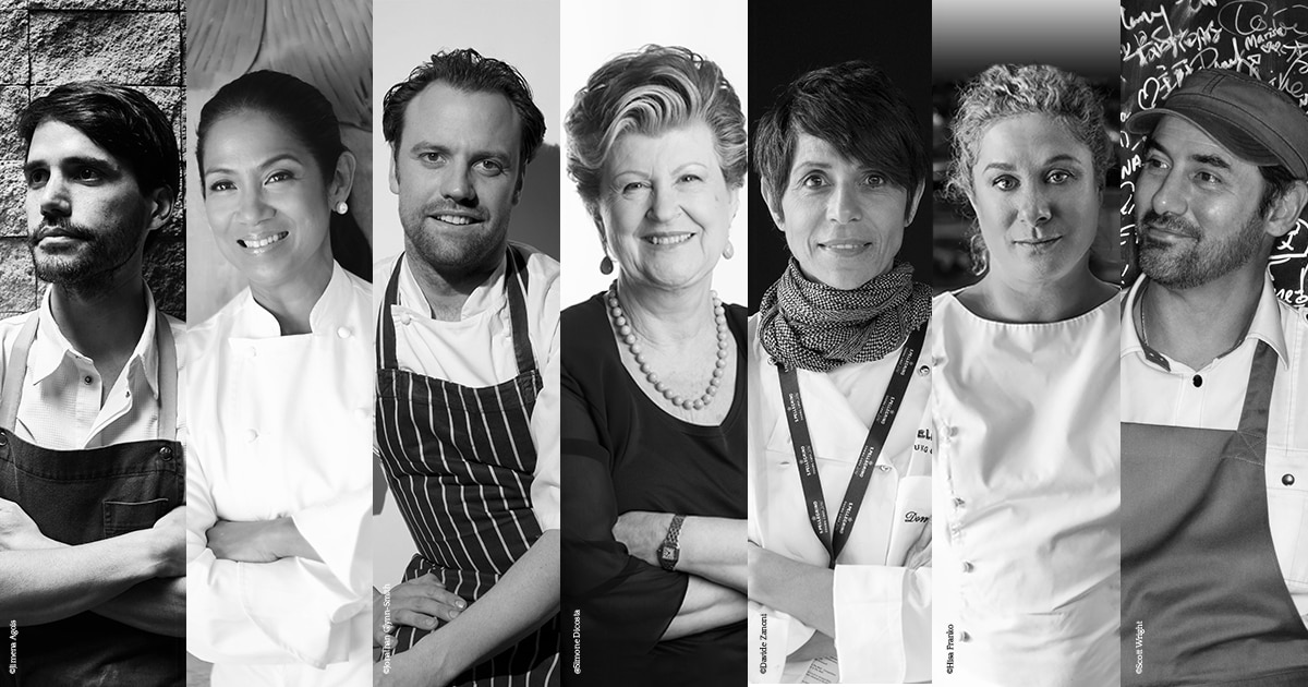 San Pellegrino Young Chef 2018 Top Jury
