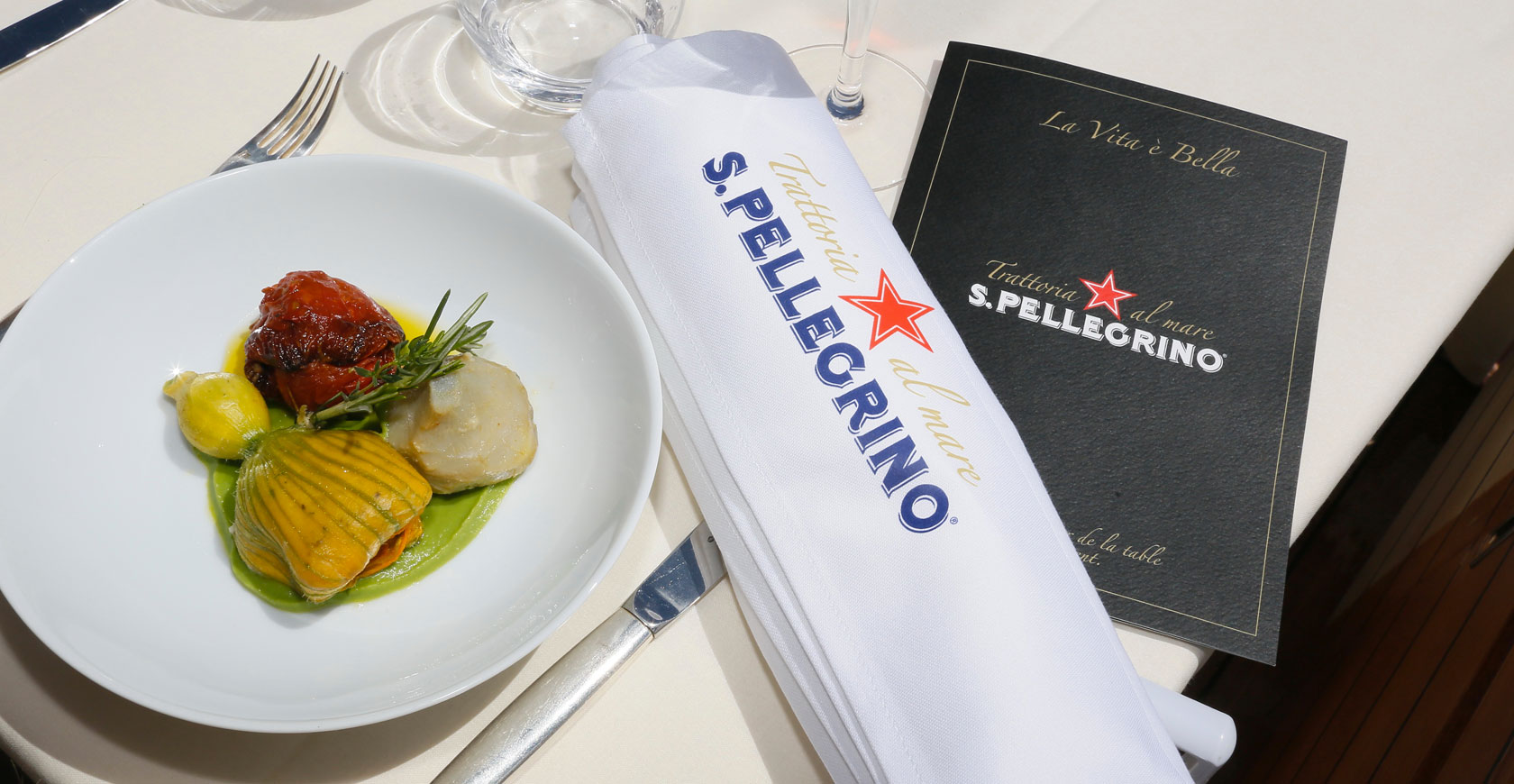 S.PELLEGRINO - THE FINE WATER FOR FINE DINING