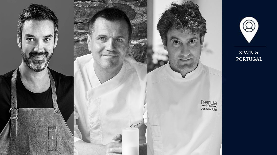 Jurado local de S. Pellegrino Young Chef España y Portugal