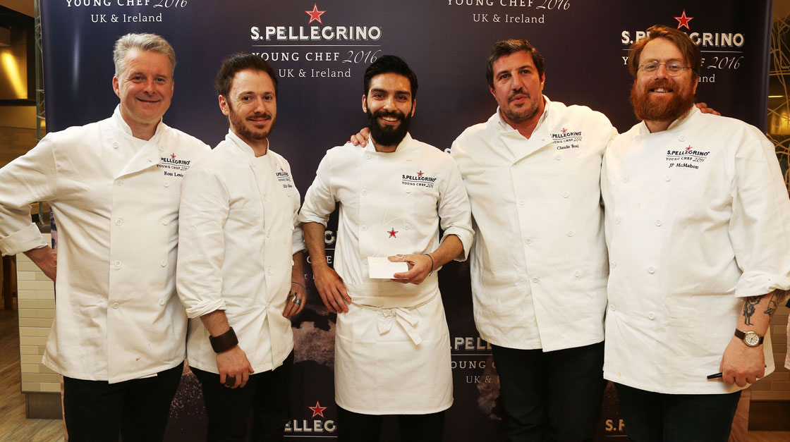 S.Pellegrino Young Chef Uk-Ireland 2016