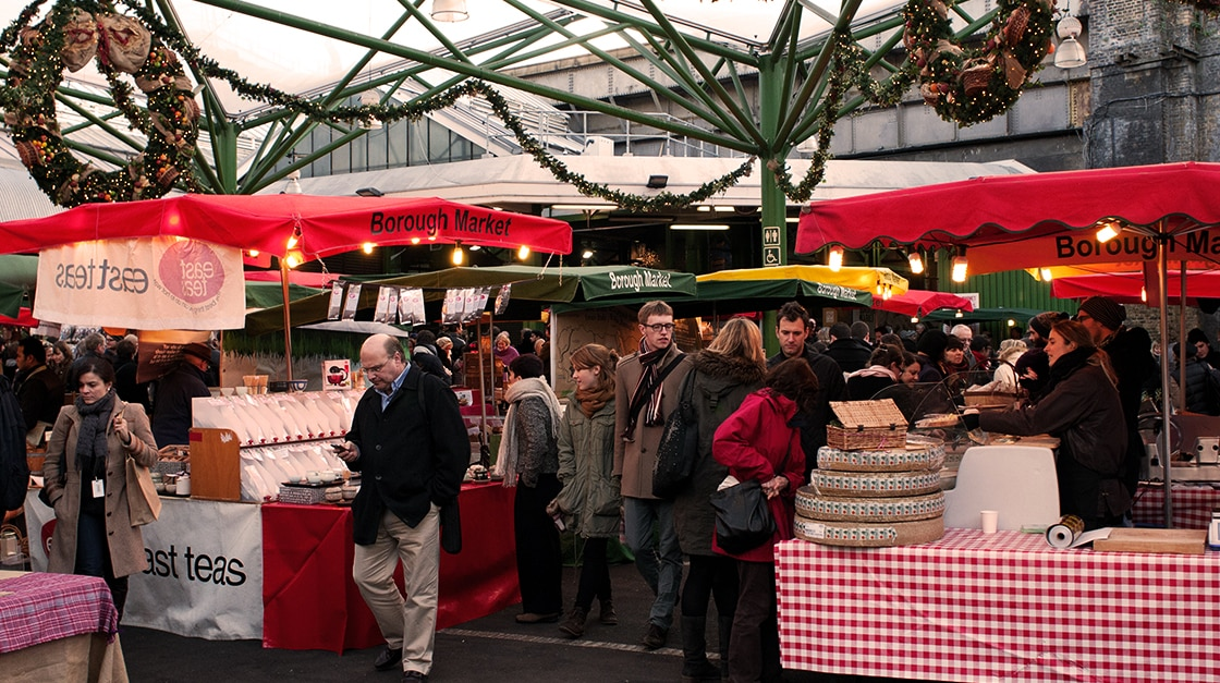 London's Borough Market