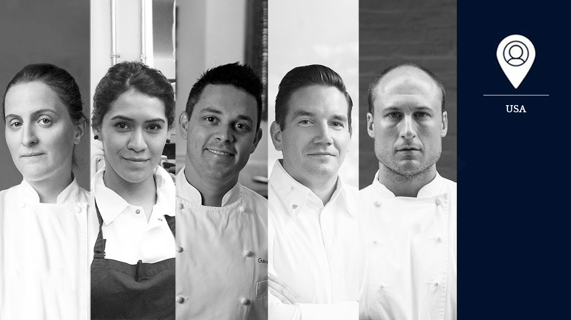 USA Local Jury for S.Pellegrino® Young Chef 2018 Announced