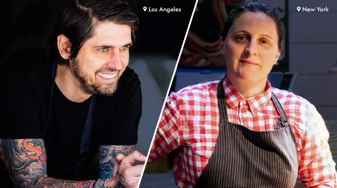 Taste Guide With Chefs April Bloomfield & Ludo Lefebvre
