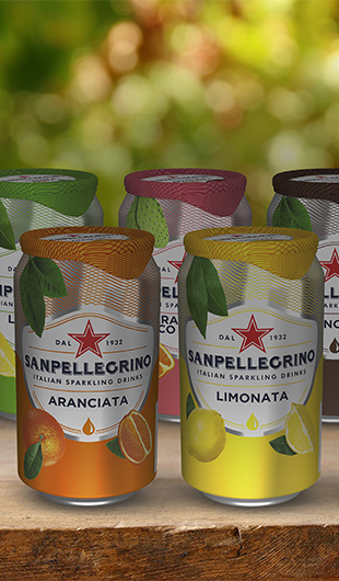 All Sanpellegrino sparkling fruit drinks