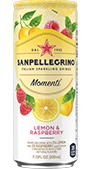 Momenti Lemon & Raspberry